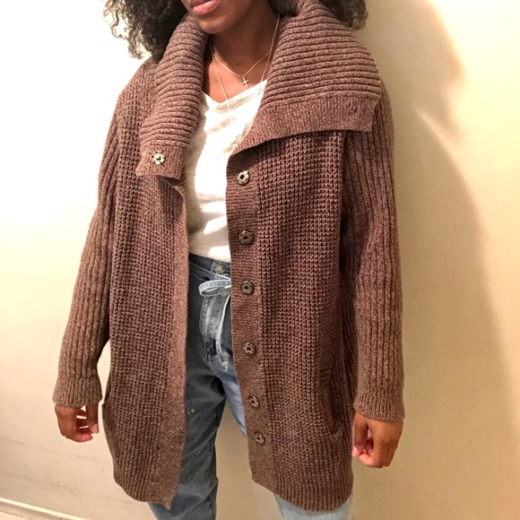 Old Navy Snap Button Cardigan
